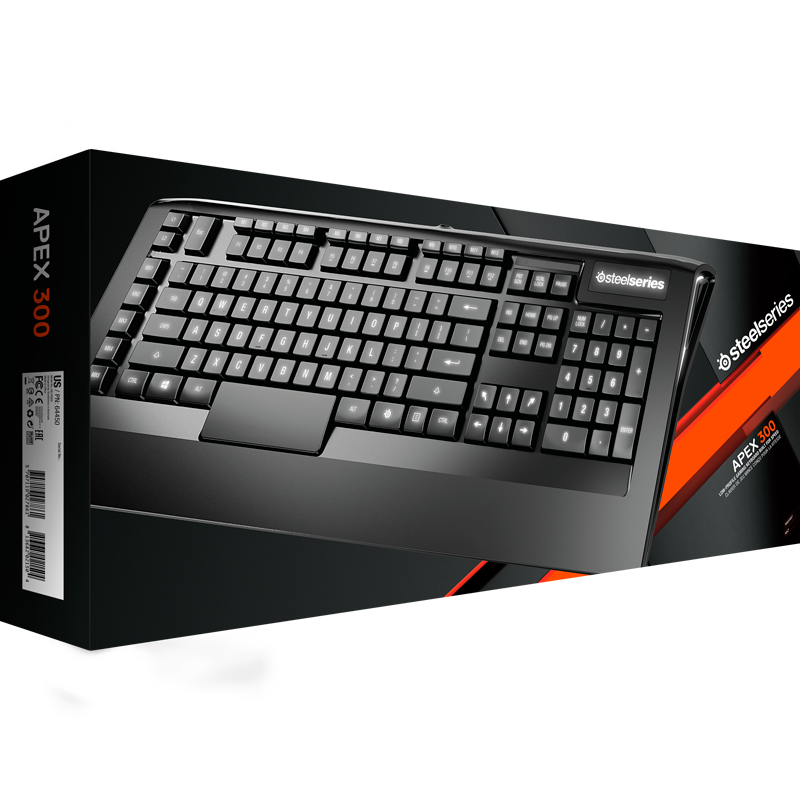 SteelSeries Apex 300 - фото 6