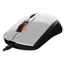 Игровая мышь SteelSeries Rival 100 White