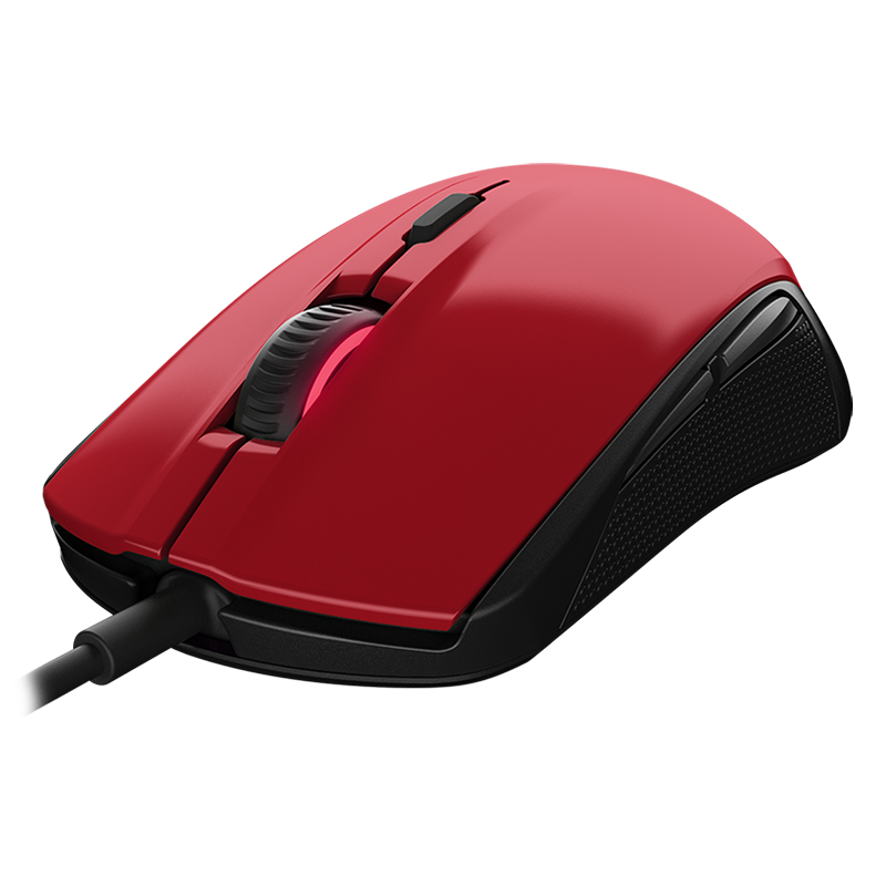 SteelSeries Rival 100 Forged Red - фото 1