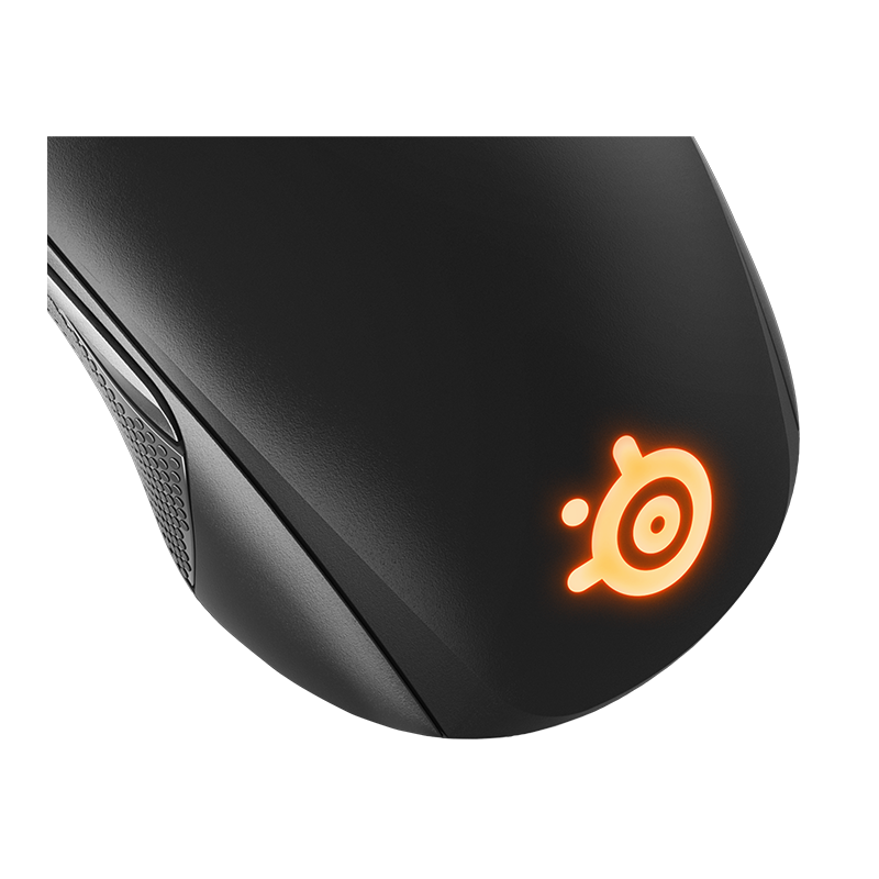 SteelSeries Rival 100 Black - фото 5