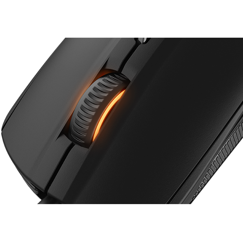 SteelSeries Rival 100 Black - фото 6
