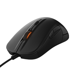SteelSeries Rival 300 Black