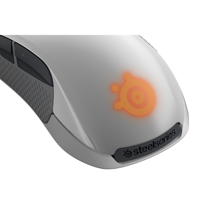 SteelSeries Rival 300 White - фото 8