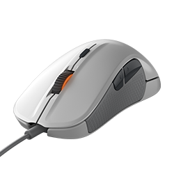 Игровая мышь SteelSeries Rival 300 White