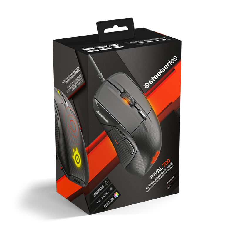SteelSeries Rival 700 - фото 11