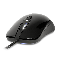Игровая мышь SteelSeries Sensei RAW Glossy Black