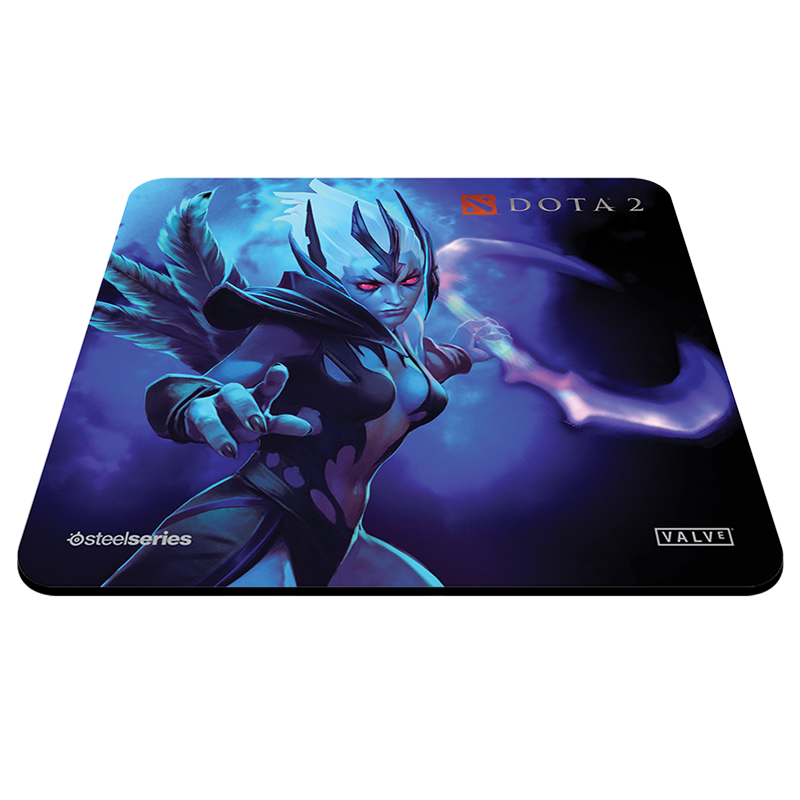 SteelSeries QcK+ Dota 2 Vengeful Spirit Edition - фото 1