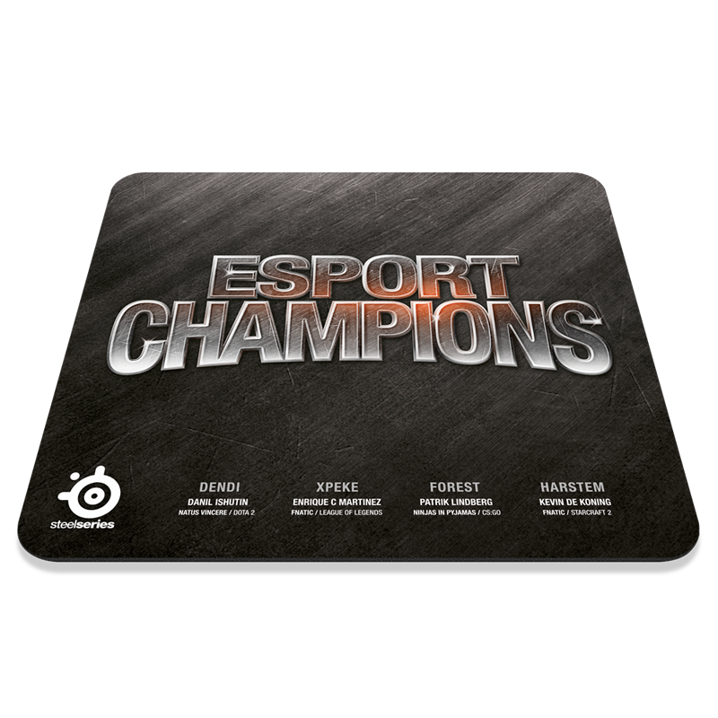 SteelSeries eSport Champions Gaming Gear Collection - фото 1