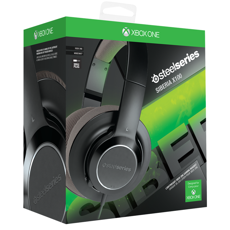SteelSeries Siberia X100 - фото 7