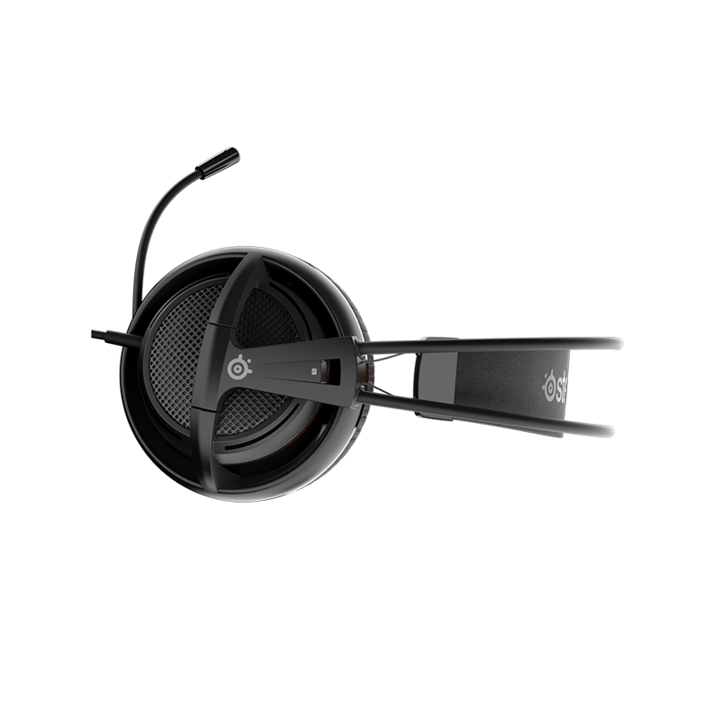 SteelSeries Siberia 200 Black - фото 3