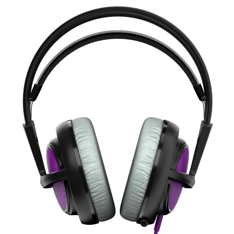 SteelSeries Siberia 200 Sakura Purple - фото 2