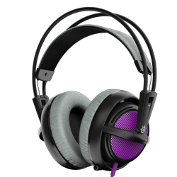 Наушники SteelSeries Siberia 200 Sakura Purple