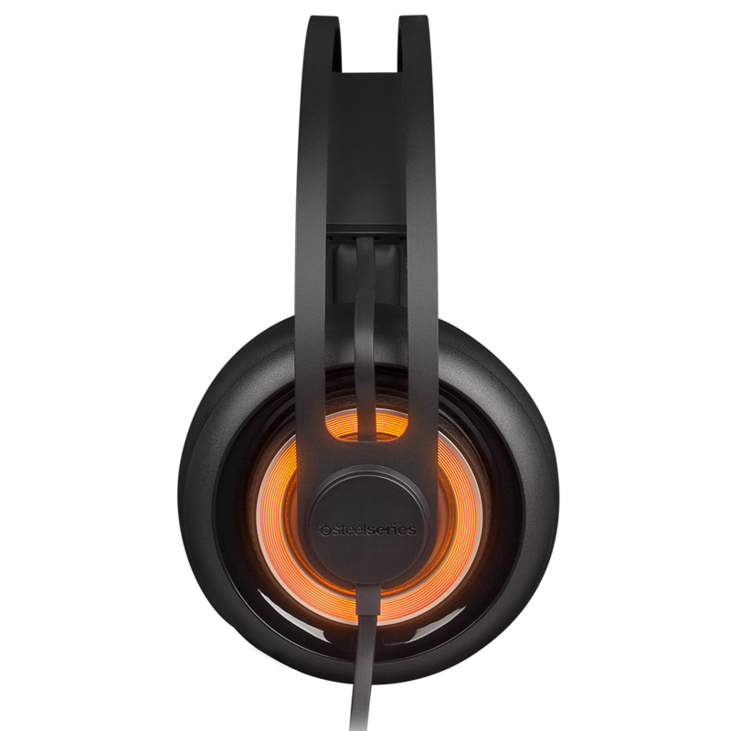 SteelSeries Siberia Elite Prism Black - фото 5