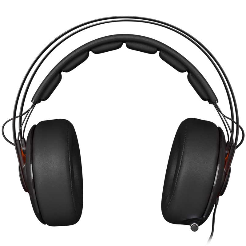 SteelSeries Siberia Elite Prism Black - фото 6