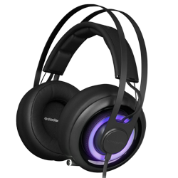 Наушники SteelSeries Siberia Elite Prism Black