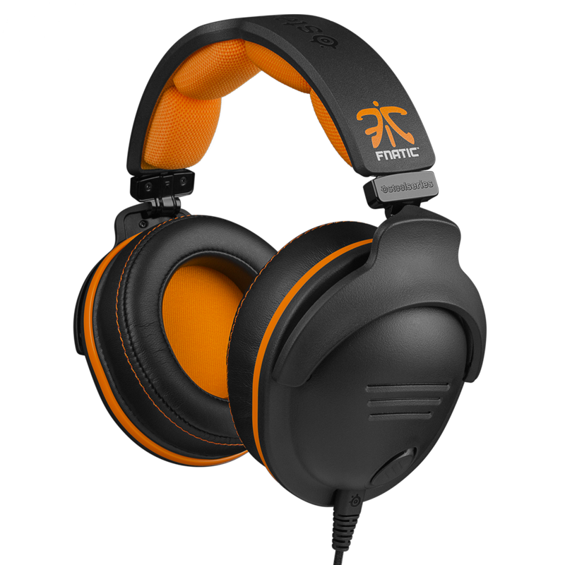 SteelSeries 9H Fnatic Edition Headset - фото 1