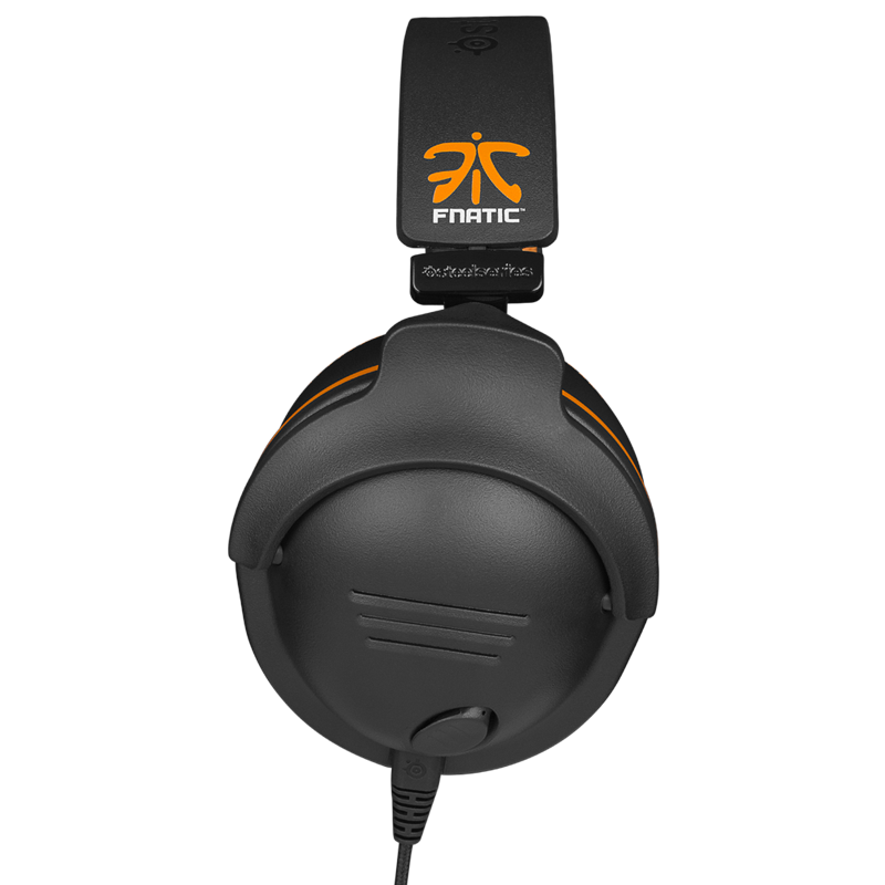 SteelSeries 9H Fnatic Edition Headset - фото 3