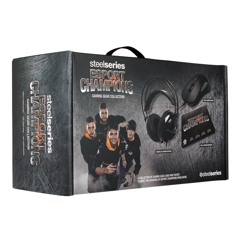 SteelSeries eSport Champions Bundle - фото 5