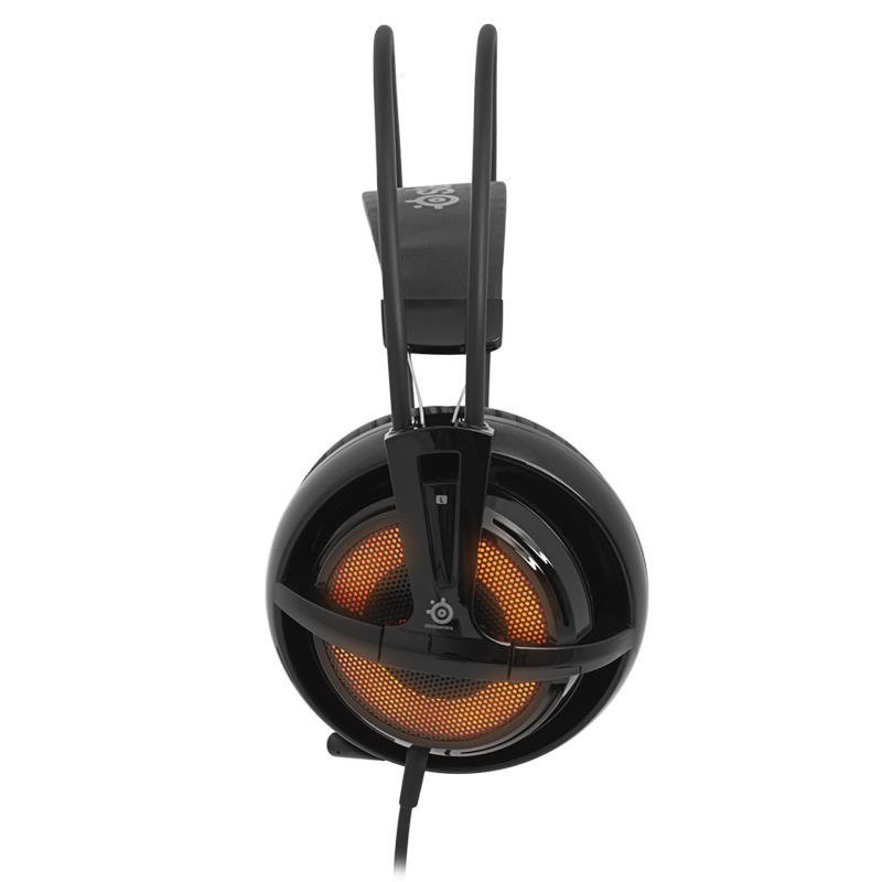 Наушники Steelseries Siberia Orange - фото 3