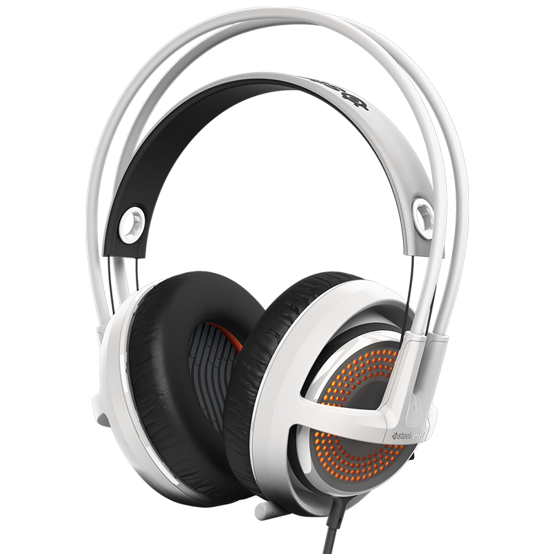 SteelSeries Siberia 350 White - фото 1