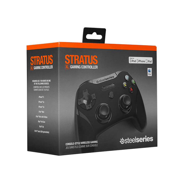 SteelSeries Stratus XL Wireless Gaming Controller for iOS - фото 7