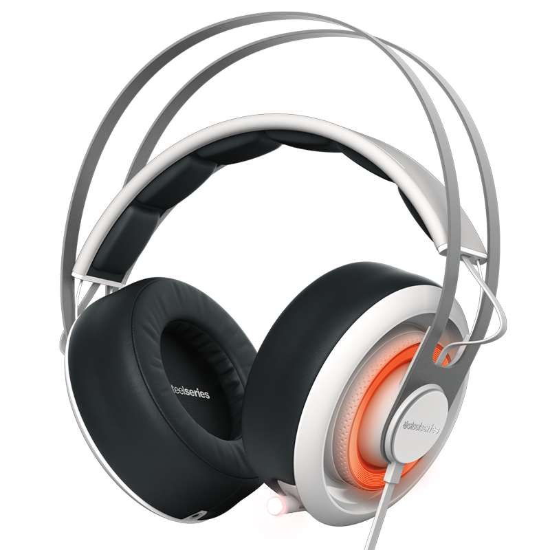 SteelSeries Siberia 650 White - фото 2