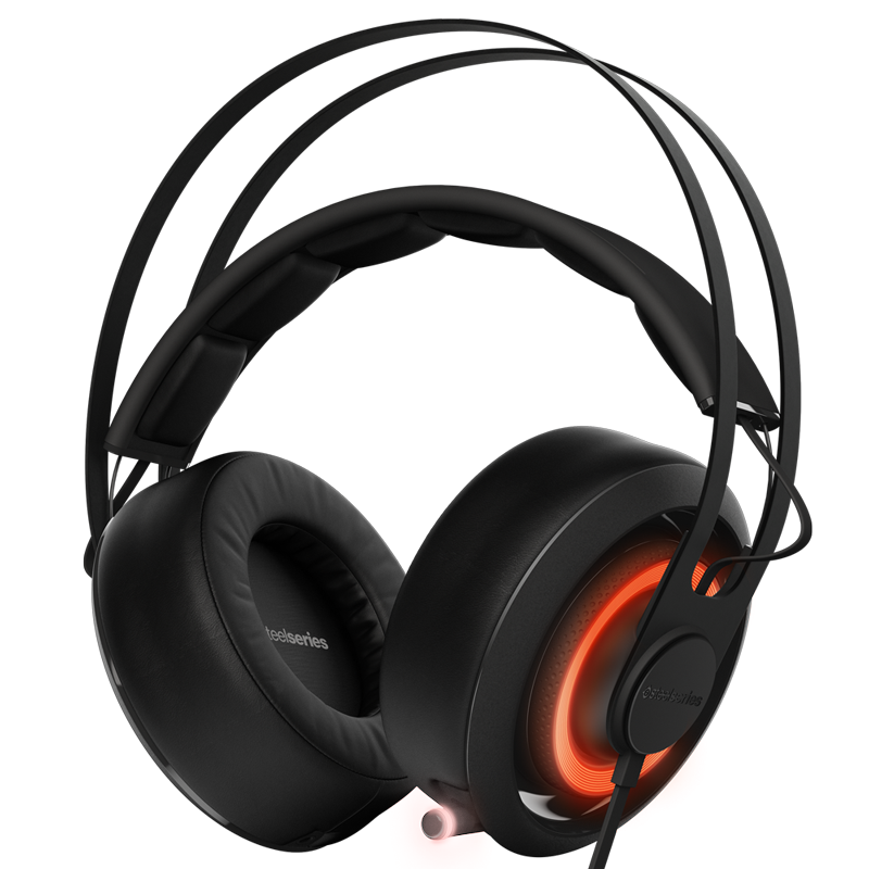 SteelSeries Siberia 650 Black - фото 2