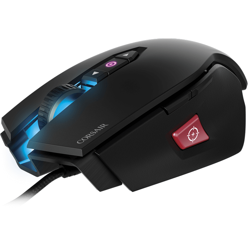 Corsair Gaming M65 RGB Black - фото 2