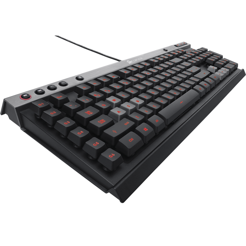 Corsair Raptor K40 Black USB - фото 1