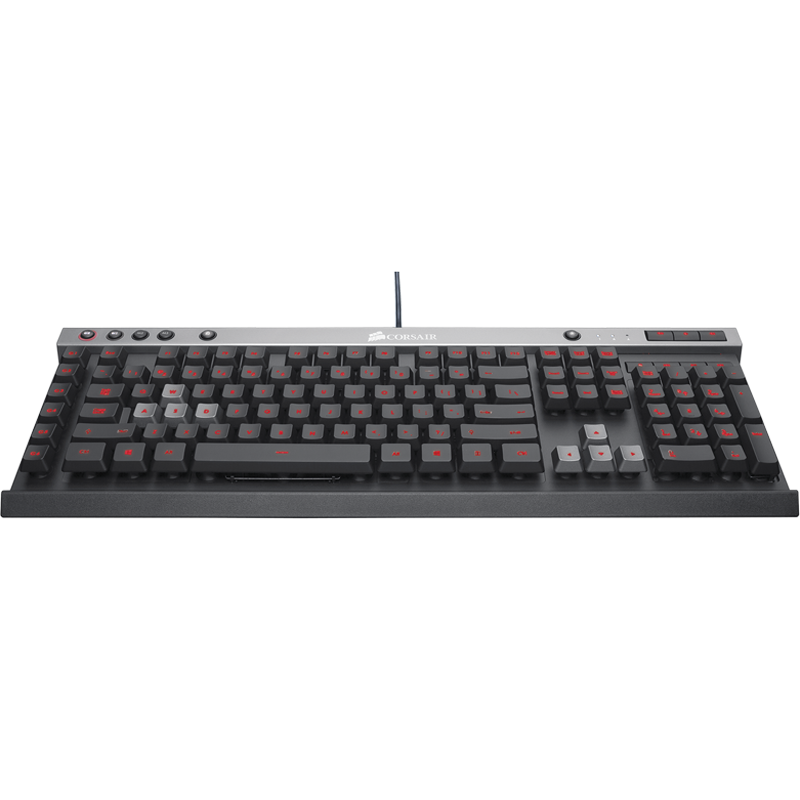 Corsair Raptor K40 Black USB - фото 4