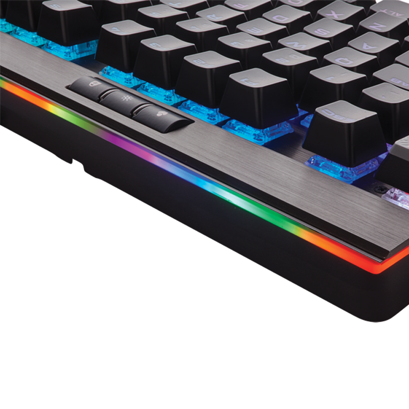 Corsair K95 RGB PLATINUM Cherry MX Brown - фото 6