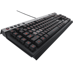 Клавиатура Corsair Raptor K40 Black USB