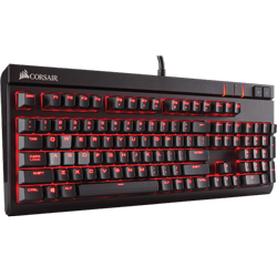 Клавиатура Corsair STRAFE MX RED
