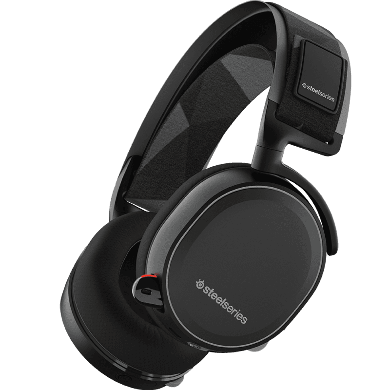 SteelSeries Arctis 7 Black - фото 1
