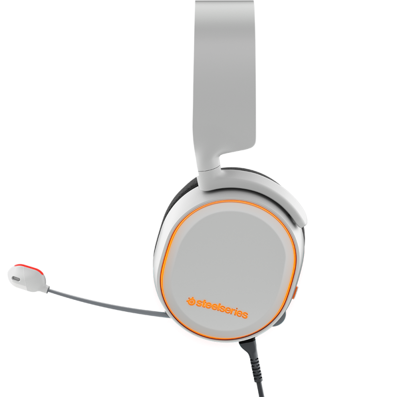 SteelSeries Arctis 5 White - фото 2