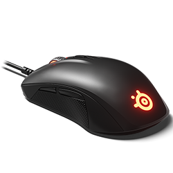 SteelSeries Rival 110 Black