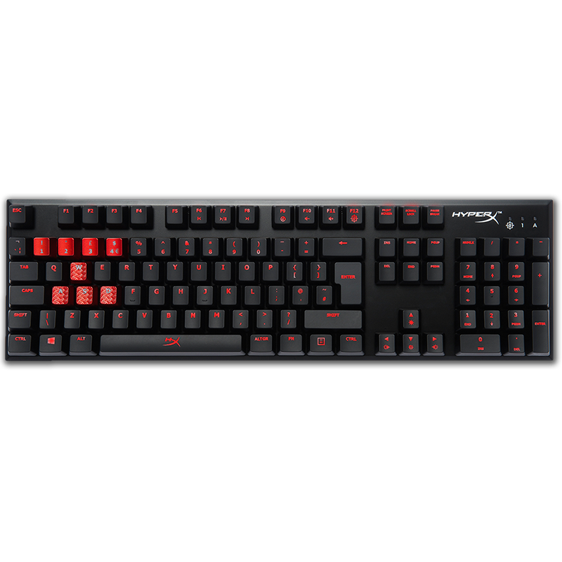 Kingston HyperX Alloy FPS Black Cherry MX Brown - фото 2