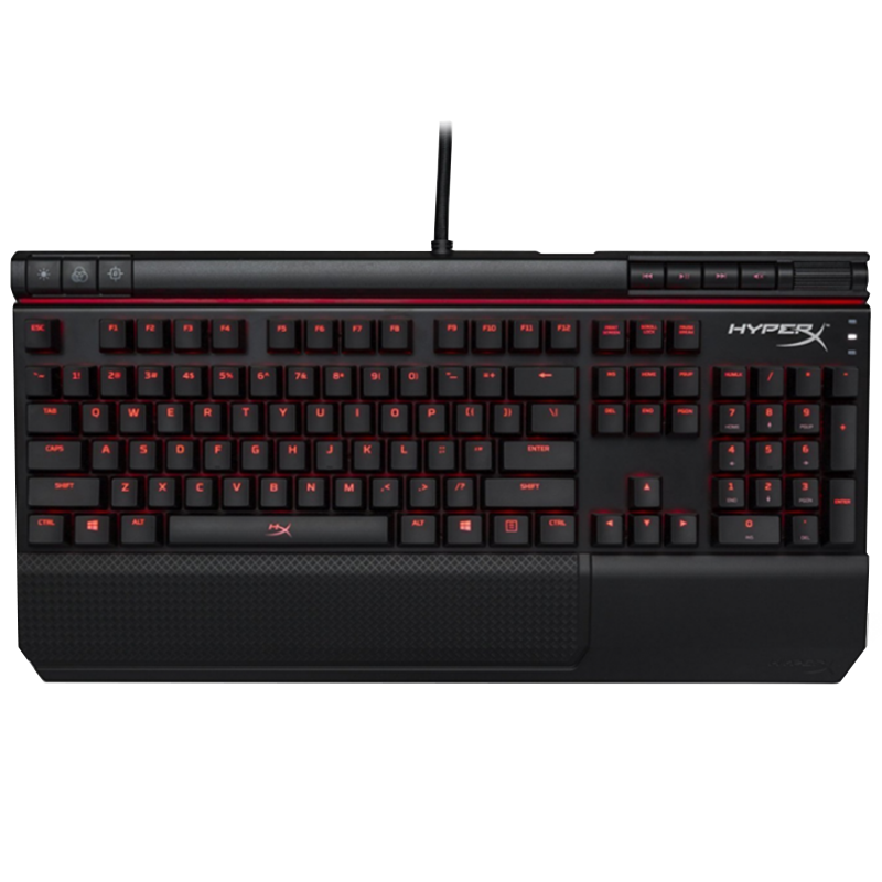 Kingston HyperX Alloy Elite Cherry MX Red - фото 2