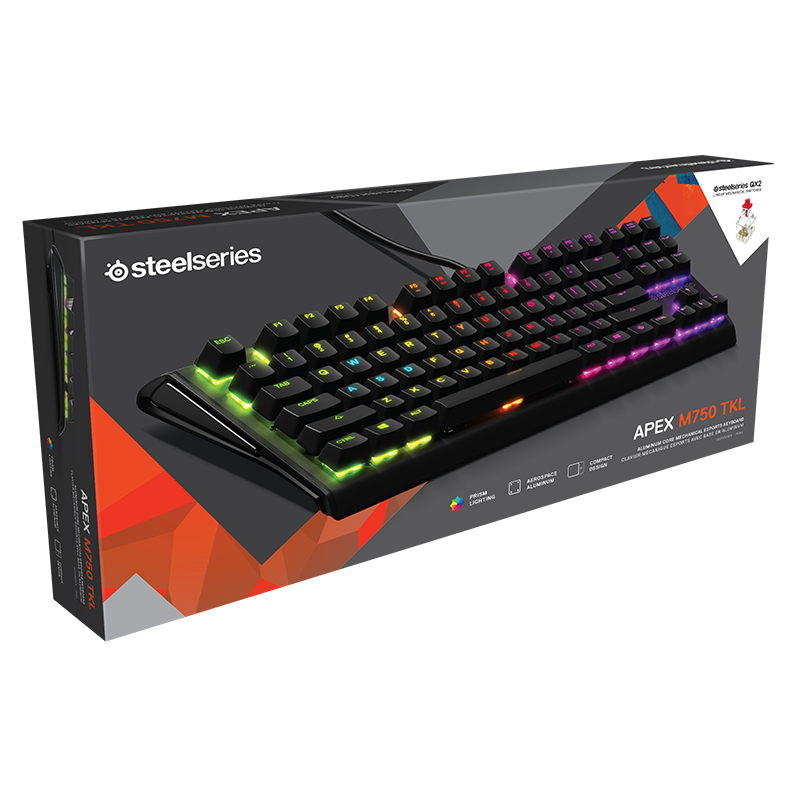 SteelSeries Apex M750 TKL - фото 5