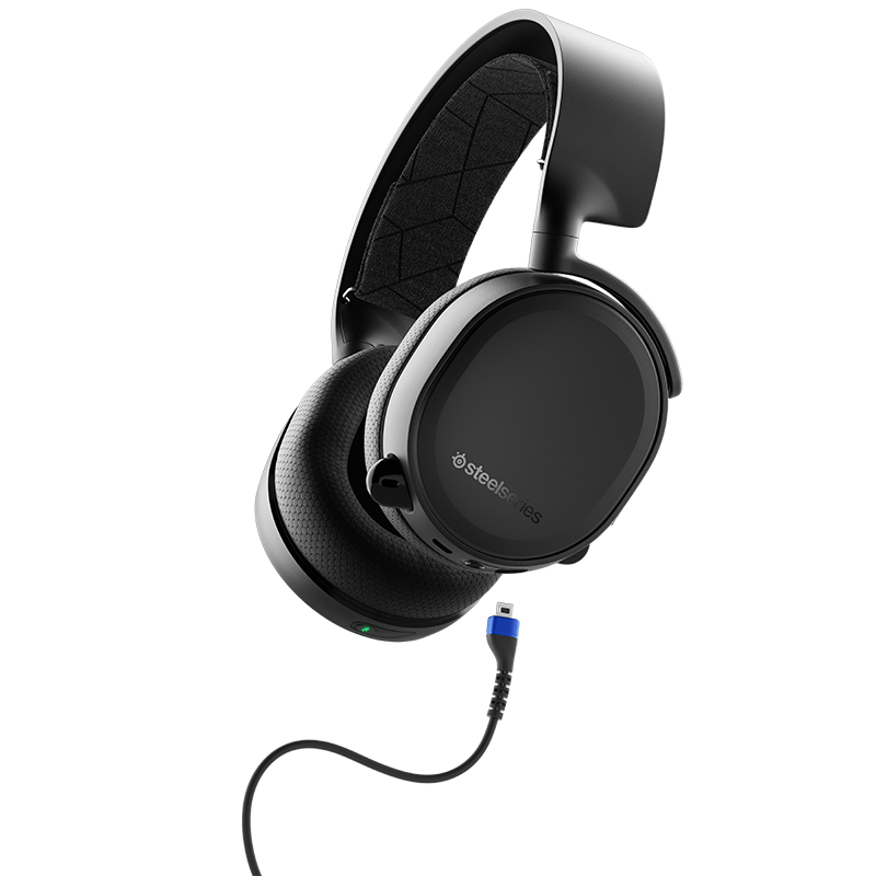 SteelSeries Arctis 3 Bluetooth 2019 Edition - фото 1