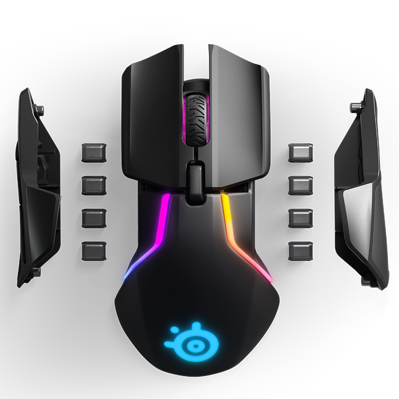 SteelSeries Rival 650 Wireless - фото 8