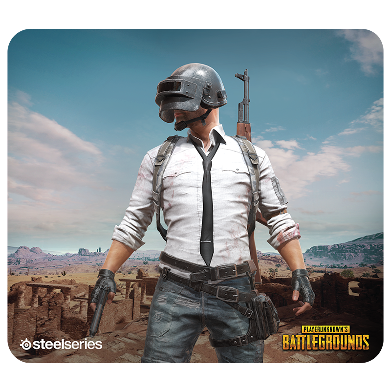 SteelSeries QcK+ Limited PUBG Miramar Edition - фото 2