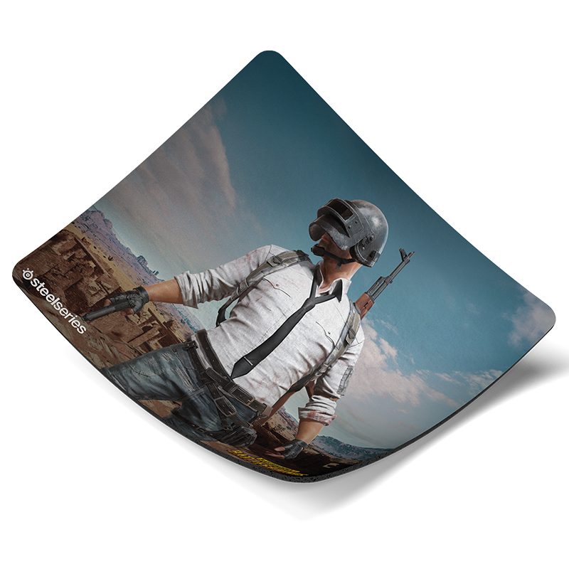 SteelSeries QcK+ Limited PUBG Miramar Edition - фото 3