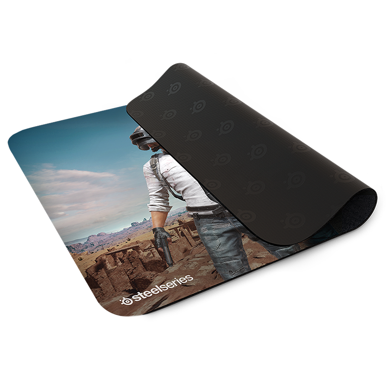 SteelSeries QcK+ Limited PUBG Miramar Edition - фото 4