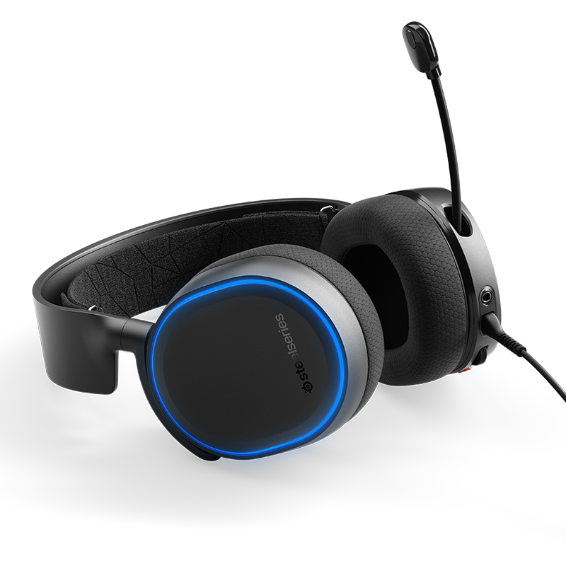 SteelSeries Arctis 5 Black 2019 Edition - фото 5