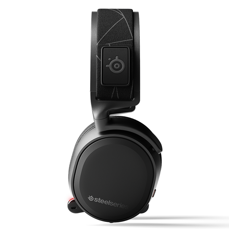 SteelSeries Arctis 7 Black 2019 Edition - фото 2