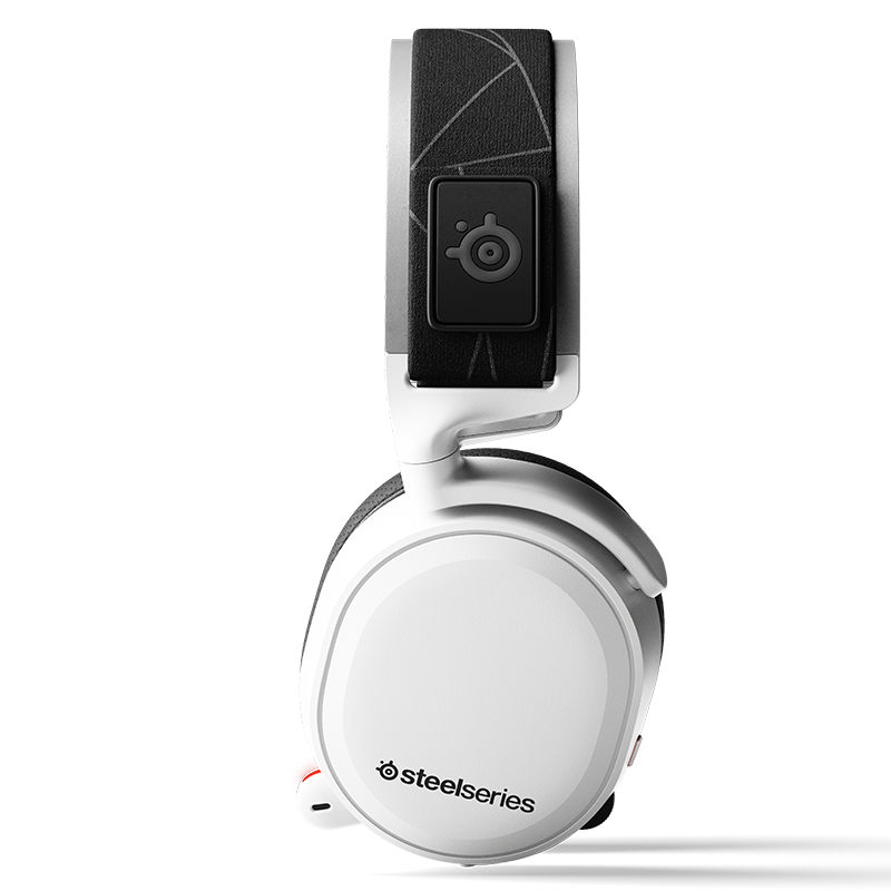 SteelSeries Arctis 7 White 2019 Edition - фото 3