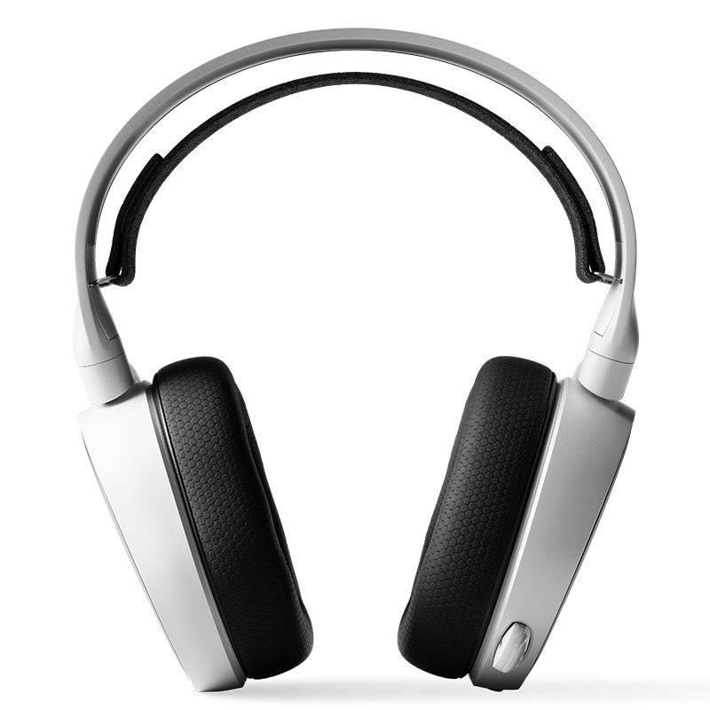 SteelSeries Arctis 3 White 2019 Edition - фото 2