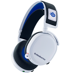 SteelSeries Arctis 7P Wireless White